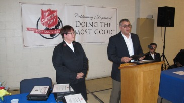 100-Year Anniversary Celebration, Tamaqua Salvation Army, Tamaqua, 10-1-2015 (75)