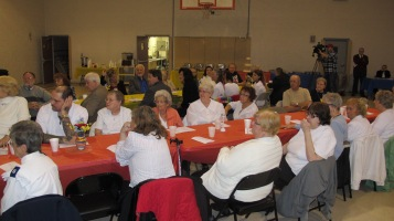 100-Year Anniversary Celebration, Tamaqua Salvation Army, Tamaqua, 10-1-2015 (8)
