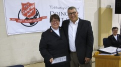 100-Year Anniversary Celebration, Tamaqua Salvation Army, Tamaqua, 10-1-2015 (86)