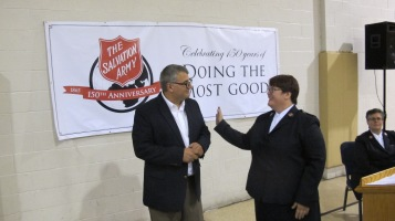 100-Year Anniversary Celebration, Tamaqua Salvation Army, Tamaqua, 10-1-2015 (96)