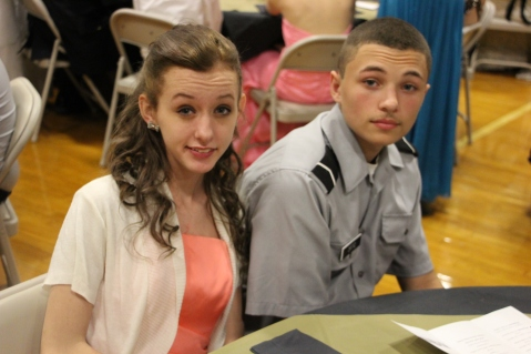 100th Anniversary Celebration of Panther Valley JROTC, PV High School, Lansford, 11-14-2015 (106)