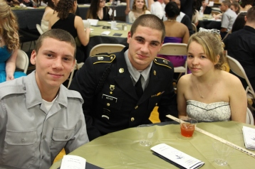 100th Anniversary Celebration of Panther Valley JROTC, PV High School, Lansford, 11-14-2015 (115)