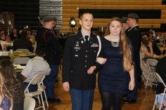 100th Anniversary Celebration of Panther Valley JROTC, PV High School, Lansford, 11-14-2015 (12)