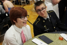 100th Anniversary Celebration of Panther Valley JROTC, PV High School, Lansford, 11-14-2015 (122)