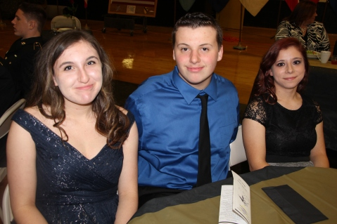 100th Anniversary Celebration of Panther Valley JROTC, PV High School, Lansford, 11-14-2015 (126)