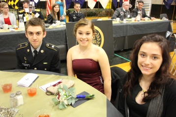 100th Anniversary Celebration of Panther Valley JROTC, PV High School, Lansford, 11-14-2015 (127)