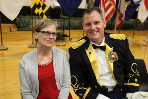 100th Anniversary Celebration of Panther Valley JROTC, PV High School, Lansford, 11-14-2015 (129)
