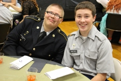 100th Anniversary Celebration of Panther Valley JROTC, PV High School, Lansford, 11-14-2015 (134)