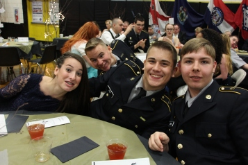 100th Anniversary Celebration of Panther Valley JROTC, PV High School, Lansford, 11-14-2015 (139)