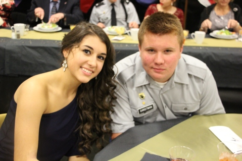 100th Anniversary Celebration of Panther Valley JROTC, PV High School, Lansford, 11-14-2015 (148)