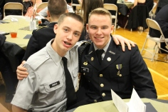 100th Anniversary Celebration of Panther Valley JROTC, PV High School, Lansford, 11-14-2015 (153)