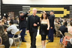 100th Anniversary Celebration of Panther Valley JROTC, PV High School, Lansford, 11-14-2015 (25)