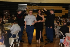 100th Anniversary Celebration of Panther Valley JROTC, PV High School, Lansford, 11-14-2015 (28)