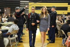 100th Anniversary Celebration of Panther Valley JROTC, PV High School, Lansford, 11-14-2015 (41)