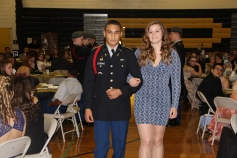 100th Anniversary Celebration of Panther Valley JROTC, PV High School, Lansford, 11-14-2015 (43)