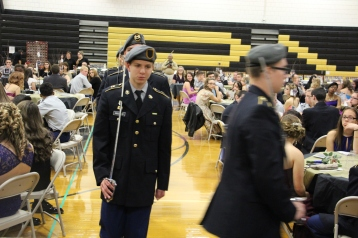 100th Anniversary Celebration of Panther Valley JROTC, PV High School, Lansford, 11-14-2015 (47)