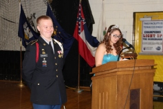 100th Anniversary Celebration of Panther Valley JROTC, PV High School, Lansford, 11-14-2015 (55)