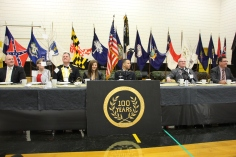 100th Anniversary Celebration of Panther Valley JROTC, PV High School, Lansford, 11-14-2015 (59)