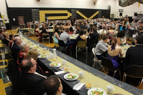 100th Anniversary Celebration of Panther Valley JROTC, PV High School, Lansford, 11-14-2015 (64)