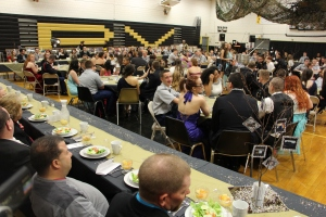 100th Anniversary Celebration of Panther Valley JROTC, PV High School, Lansford, 11-14-2015 (66)