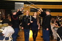 100th Anniversary Celebration of Panther Valley JROTC, PV High School, Lansford, 11-14-2015 (7)