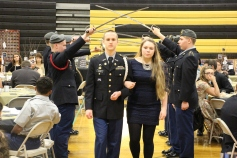 100th Anniversary Celebration of Panther Valley JROTC, PV High School, Lansford, 11-14-2015 (8)