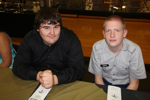 100th Anniversary Celebration of Panther Valley JROTC, PV High School, Lansford, 11-14-2015 (92)