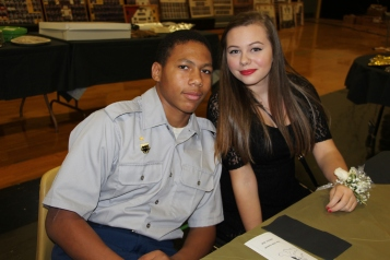 100th Anniversary Celebration of Panther Valley JROTC, PV High School, Lansford, 11-14-2015 (94)