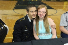 100th Anniversary Celebration of Panther Valley JROTC, PV High School, Lansford, 11-14-2015 (97)