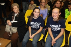 8th Grade Girls Basketball Team Recognized, Tamaqua Borough Council Meeting, Borough H (9)