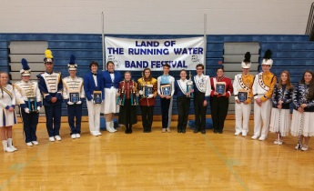 Awards Other Photos, Land Of Running Water Band Adjudication, Sports Complex, Tamaqua, 10-3-2015 (1)c