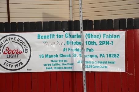 Benefit For Charles (Chaz) Fabian, Freddy's Pub, Tamaqua, 10-10-2015 (19)
