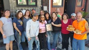 Benefit For Charles (Chaz) Fabian, Freddy's Pub, Tamaqua, 10-10-2015 (4)