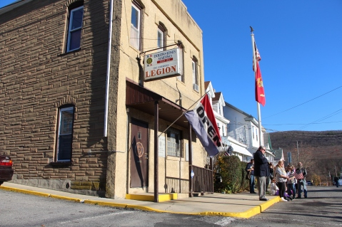 Carbon County Veterans Day Parade, Jim Thorpe, 11-8-2015 (107)