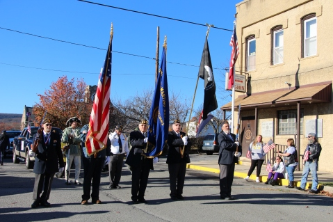 Carbon County Veterans Day Parade, Jim Thorpe, 11-8-2015 (115)