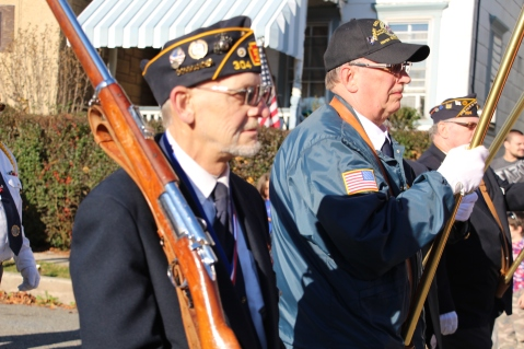 Carbon County Veterans Day Parade, Jim Thorpe, 11-8-2015 (127)