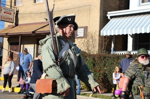 Carbon County Veterans Day Parade, Jim Thorpe, 11-8-2015 (130)