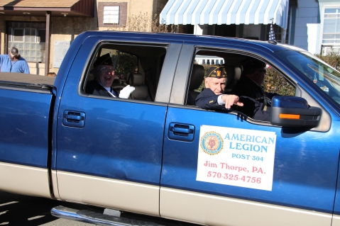 Carbon County Veterans Day Parade, Jim Thorpe, 11-8-2015 (138)