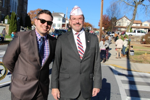 Carbon County Veterans Day Parade, Jim Thorpe, 11-8-2015 (151)