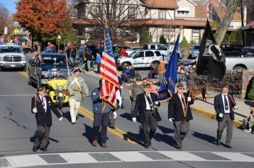 Carbon County Veterans Day Parade, Jim Thorpe, 11-8-2015 (17)