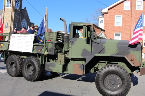 Carbon County Veterans Day Parade, Jim Thorpe, 11-8-2015 (175)