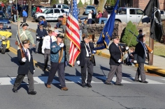 Carbon County Veterans Day Parade, Jim Thorpe, 11-8-2015 (20)