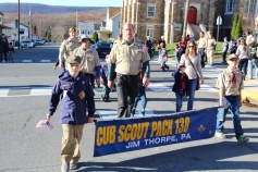 Carbon County Veterans Day Parade, Jim Thorpe, 11-8-2015 (203)