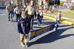 Carbon County Veterans Day Parade, Jim Thorpe, 11-8-2015 (204)