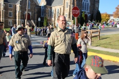 Carbon County Veterans Day Parade, Jim Thorpe, 11-8-2015 (205)