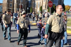 Carbon County Veterans Day Parade, Jim Thorpe, 11-8-2015 (206)