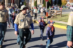 Carbon County Veterans Day Parade, Jim Thorpe, 11-8-2015 (207)