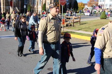 Carbon County Veterans Day Parade, Jim Thorpe, 11-8-2015 (210)