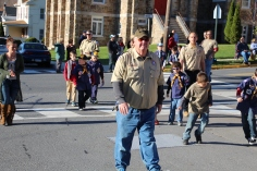Carbon County Veterans Day Parade, Jim Thorpe, 11-8-2015 (213)