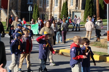 Carbon County Veterans Day Parade, Jim Thorpe, 11-8-2015 (220)